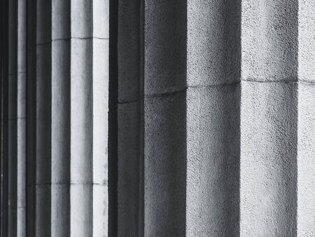 Cement wall textured background surface Architecture details Column Reklamní fotografie