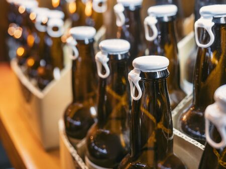 Bottle cap Beer Brewery Craft beer package product Storage Logistic