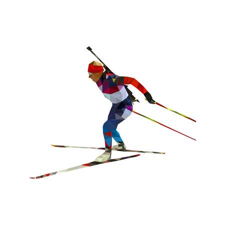 Biathlon Silhouette Shooting