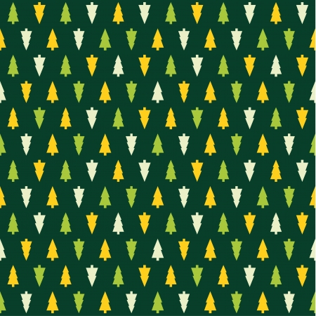 Vector Christmas pattern. Colorfuly xmas seamles texture. For background, greating card or wrapping paper. Vector