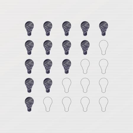 Clever meter Illustration