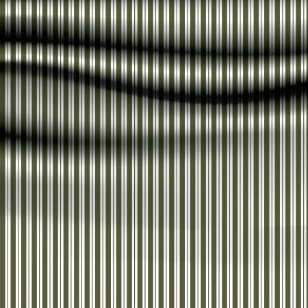 strippad: stripped drapery. Soft cloth with stripes