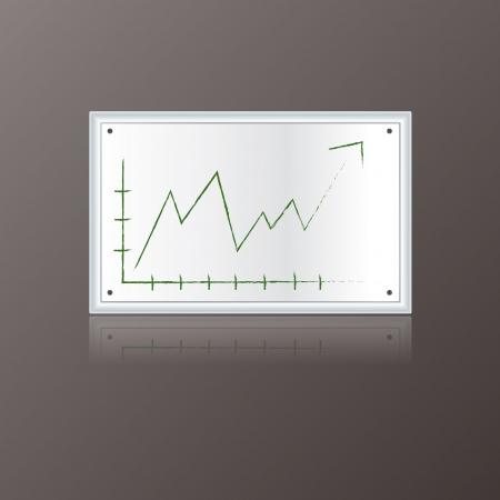 uptrend: Uptrend symbols - business and finance