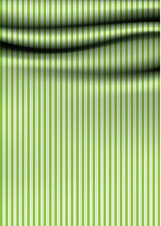 discreto: Vector despojado cortinas. Pa�o suave con rayas. Mucho espacio para su contenido. Emelemnt decorativo. Limpio, dise�o retro. De color discreto.