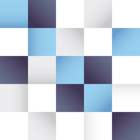 Vector abstract mosaic. Geometric template with palce for your text.