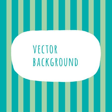 Vector retro achtergrond met de hand getekende elipse adn plaats voor uw tekst.