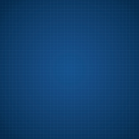 Vector blueprint background. Empty blueprint with place for your content.