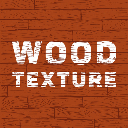overly: Hand draw wooden texture. Vector retro background with place for your text. Mousemade vector graphic.