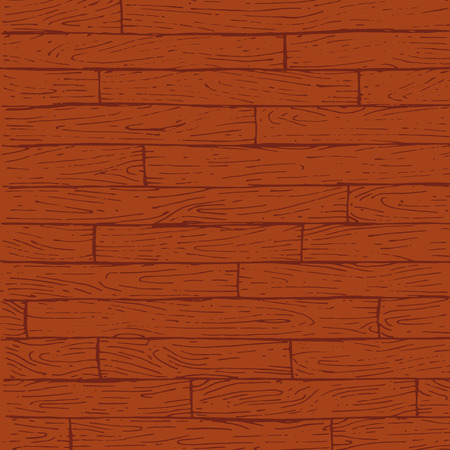 rosewood: Vector hand drawn wooden texture. Unique folk background for your projects. Illustration