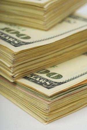 dollar banks note money background Stock Photo - 19089248
