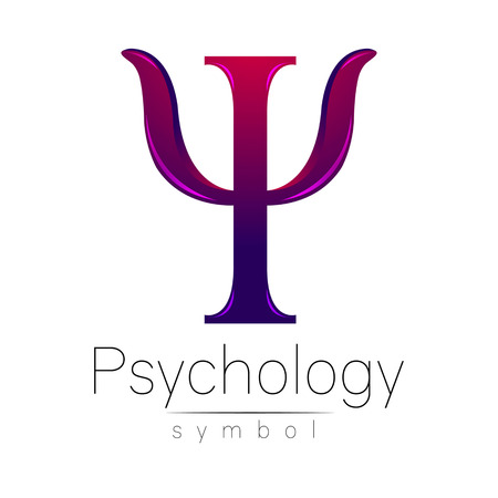 Modern icon of Psychology
