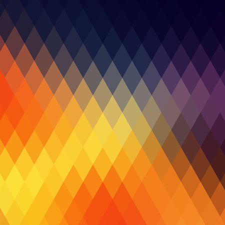interweaving: Abstract polygon background in modern style.