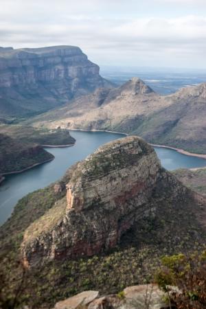 Drakensberg, Blyde River Canyon,South Africa, Mpumalanga, Summer  Landscape photo
