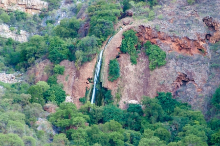 Waterfall in Drakensberg, Blyde River Canyon,South Africa, Mpumalanga, Summer  Landscape photo