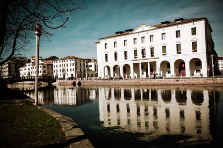 treviso: The northern Italian town of Treviso in the province of Veneto, it is located not so far from Venice, Padua and, Vicenza