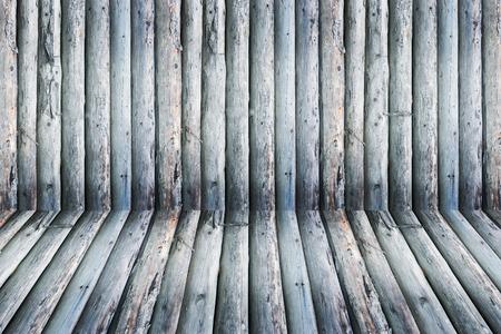 on wood floor: Wood backdrop wall and floor Stock Photo