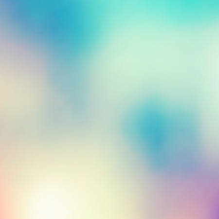package printing: Beautiful blur vector background