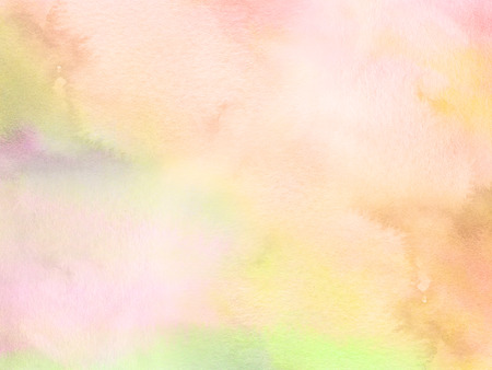 Water color abstract background Stock Photo