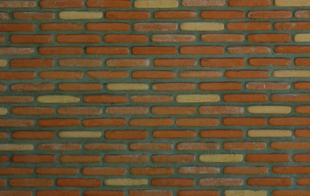decorative brick wall texture Stock Photo