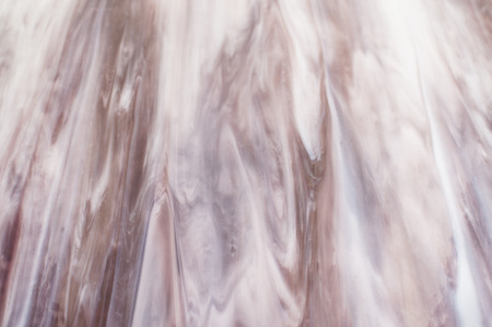 opalescent: texture pink gradient from a molten glass opalescent Stock Photo