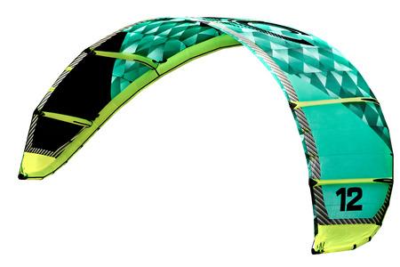 kite surfing: Kite surfing (isolated)