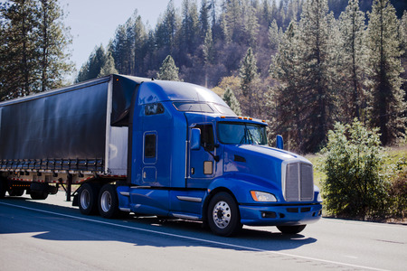 Popular model of a modern powerful truck due to the successful combination of performance and design. The sleek narrow hull creates additional benefits for energy-saving fuel. Tilt the frame trailer is convenient for loading and unloading cargo.