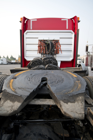 The truck coupling or other parts of big rig semi trucks are given great importance since trucks are the main means of transporting goods. But all parts or engine becomes in time unfit for use