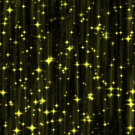 shooting stars: background shooting stars Stock Photo