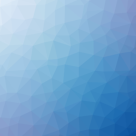 Low poly blue texture