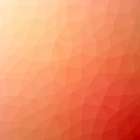 빨간색 다각형 배경 스톡 콘텐츠