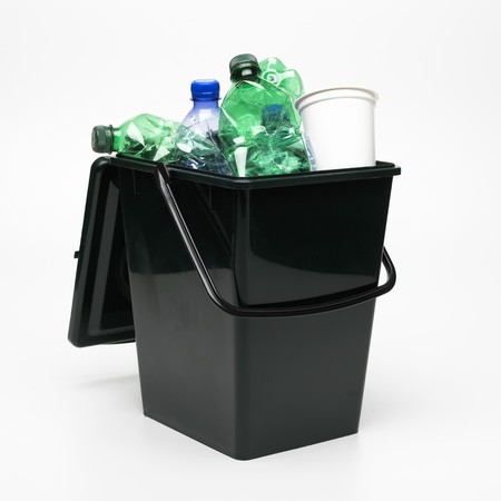 recycling bin Stock Photo - 4238741
