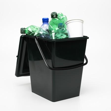 recycling bin Stock Photo - 4238741