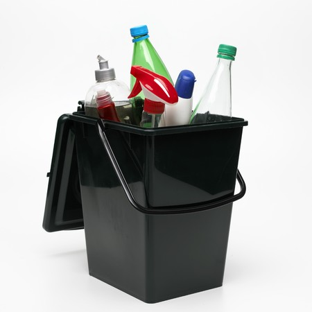 recycling bin Stock Photo - 4238779