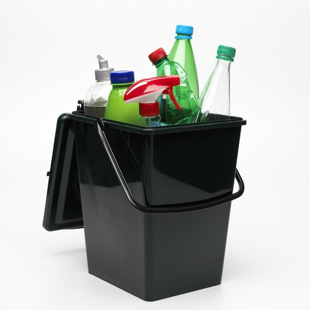 recycling bin Stock Photo - 4238782