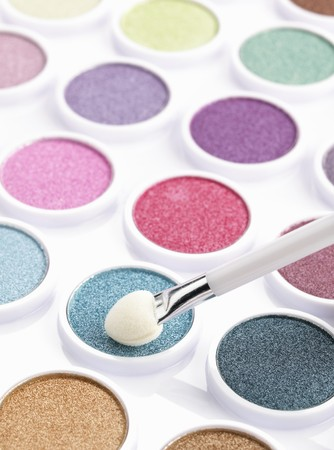 make-up colors photo