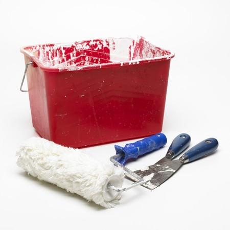 paintroller: paintroller spatula tools