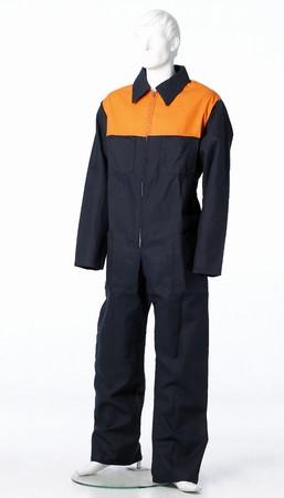Mechanic's uniform isolated on white Stock Photo - 4310720