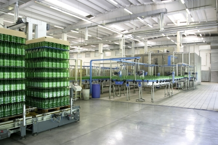 bottling plant Production Line