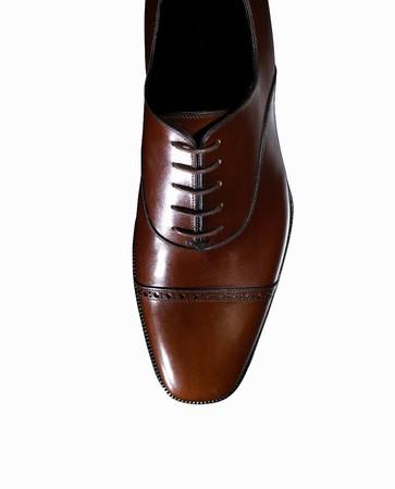 businness: businness shoe Stock Photo