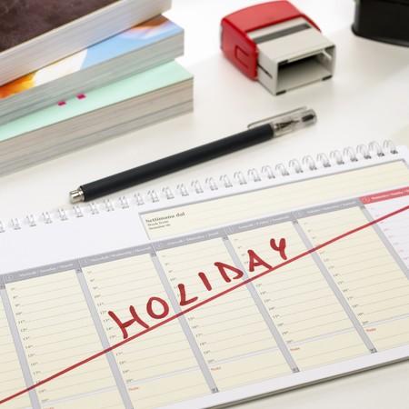working week: Finally in holidays !!!
