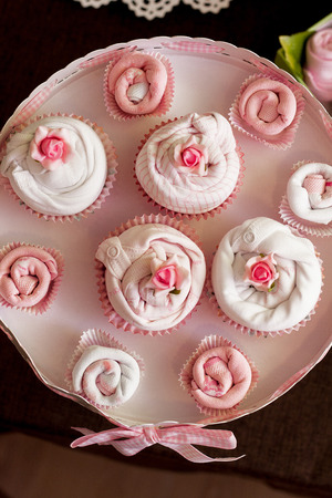 Cupcake for Children created for Baby clothes