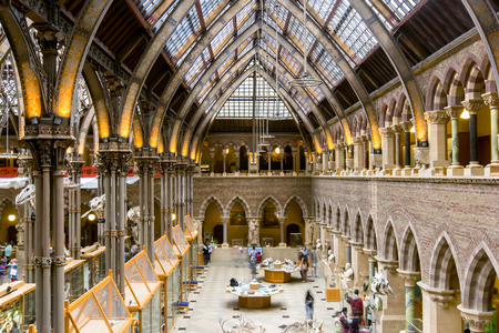 Museum of Natural Sciences at Oxford University Editorial