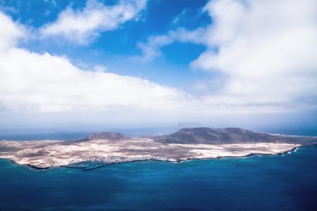 The Grasiosa Island