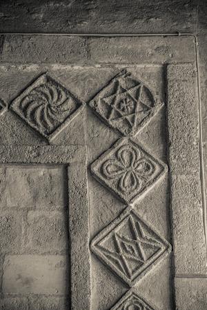 bn: Symbols in Qayrawan Mosque