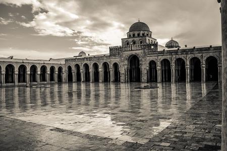 bn: Qayrawan Mosque