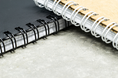 take a note: notebook ridge coil type for account book and take note.