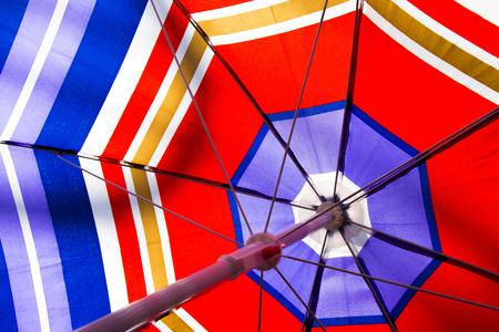 colorful of umbrella Zdjęcie Seryjne