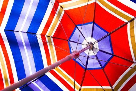 colorful of umbrella 写真素材