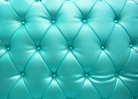 Light blue upholstery leather as texture and pattern photo