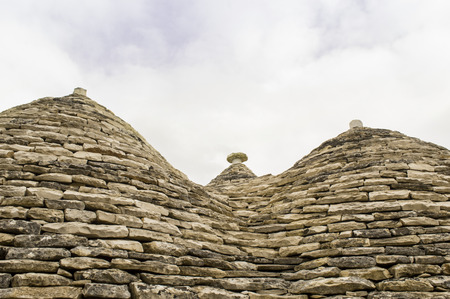 trulli: Roof of the Trulli